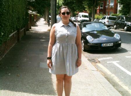 Essere grassa d'estate