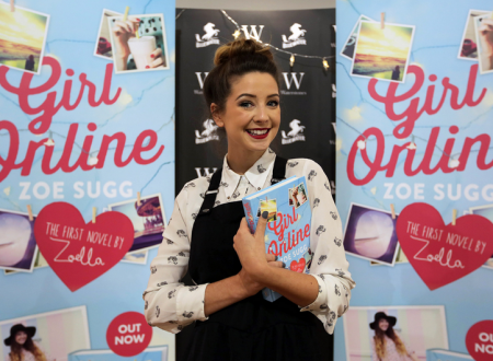 Zoella and the ugly story of ghostwriters and YA