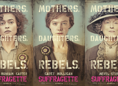 The rationale behind Suffragette: unclear